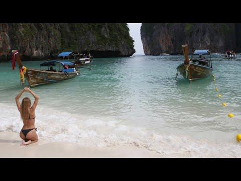 Traumbucht »Maya Bay« bleibt für weitere zwei Jahre für Touristen geschlossen