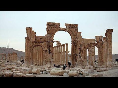 Συρία: Δεν γλίτωσε από τους τζιχαντιστές η Αψίδα του Θριάμβου στην Παλμύρα