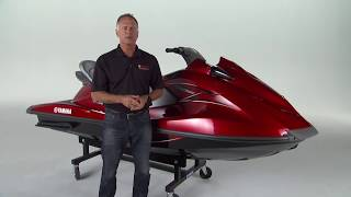 6. 2014 Yamaha VX Cruiser Walk Through with Yamaha Product Manager Scott Watkins