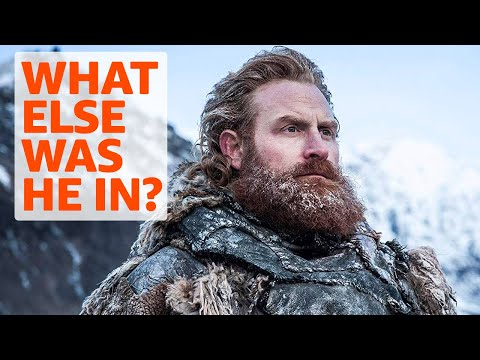 Kristofer Hivju s Roles Before Game of Thrones  Tormund