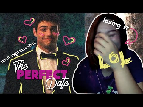 netflix movie: the perfect date (reaction) is the one that makes me hate prom all over again