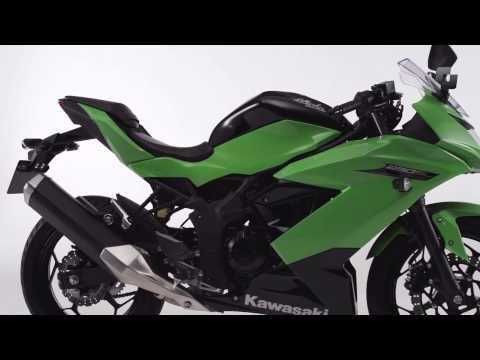 Vídeos de la Kawasaki Ninja 250 SL