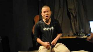 Dua Leo dien stand up comedy - hai doc thoai ngay 6 thang 6 at Lít cafe - phần 3