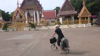 Sing Buri Thailand  City pictures : Cycling in Thailand: Sing Buri to Uthai Thani