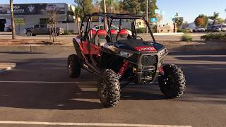 9. 2018 POLARIS RZR XP 4 1000 EPS P943052