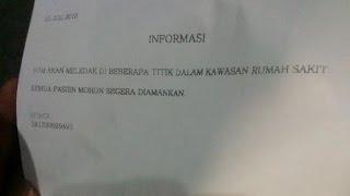 Video Tiga Rumah Sakit di Surabaya Diancam Bom MP3, 3GP, MP4, WEBM, AVI, FLV Mei 2018