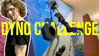 7 Ways to send this Dyno - Emil and Nikken Challange ( They Built It ) by Eric Karlsson Bouldering