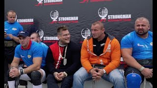 Download Lagu Eliminacje do Arnold Amateur Strongman and Strongwomen World Championships 2018 Mp3