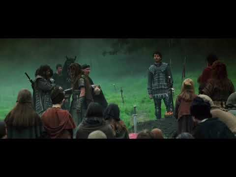 King Arthur (2004) Director's Cut - Dagonet Funeral Scene
