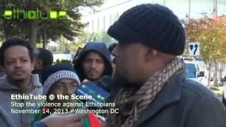 Ethiopian Singer Abdu Kiar Speaks About The Situation In Saudi Arabia   Nov 14, 2013