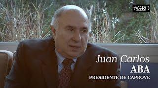 Juan Carlos Aba - Presidente de CAPROVE