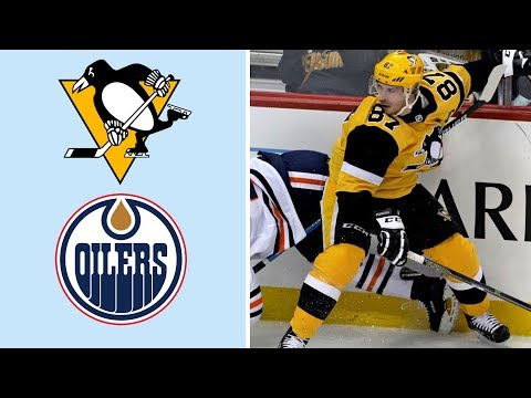 Video: Pittsburgh Penguins vs. Edmonton Oilers | EXTENDED HIGHLIGHTS | 2/13/19 | NHL | NBC Sports
