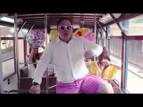 香港版的江南Style PSY騎馬舞,裡面隱藏著大明星!