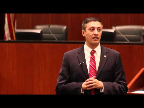 Giovanni Capriglione Reviews his second term in the Texas House of Representatives