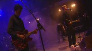 Interpol - Stella Was a Diver and She Was Always Down - La Route Du Rock  08.12.2001 HD