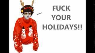 Karkat sings Jingle Bells - YouTube