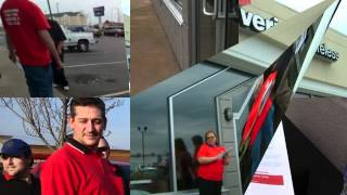 Bartonsville (PA) United States  city pictures gallery : CWA VERIZON DAY OF ACTION - WILKES-BARRE, BARTONSVILLE ,SCRANTON, PA.