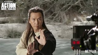 Nonton Donnie Yen in Crouching Tiger, Hidden Dragon: Sword Of Destiny - Action Featurette + Trailer [HD] Film Subtitle Indonesia Streaming Movie Download
