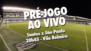 Confira o pré-jogo AO VIVO da Santos TV, direto da Vila Belmiro, onde o Santos enfrenta o São Paulo, no primeiro clássico do...