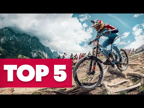 Are These The 5 Craziest Downhill MTB Runs From Leogang, Austria? | UCI MTB World Champs 2020