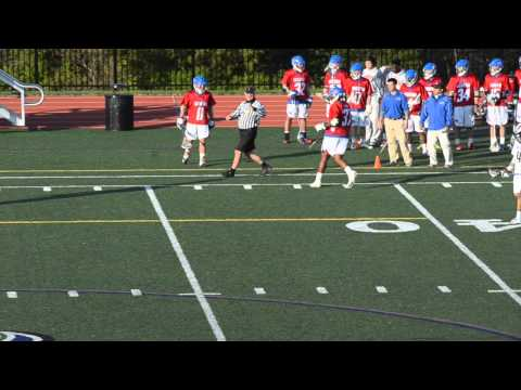 Boys Lacrosse DeMatha vs. St. Marys Ryken 4/21/2013