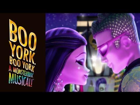 """Shooting Stars"" Official Music Video | Boo York, Boo York | Monster High"