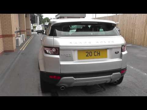 Land Rover Range Rover Evoque 5 Door Diesel 2012MY 2.2 SD4 Prestige LUX 190HP Auto 4WD U8225