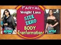 Faryal Mehmood Fat To Fit Size