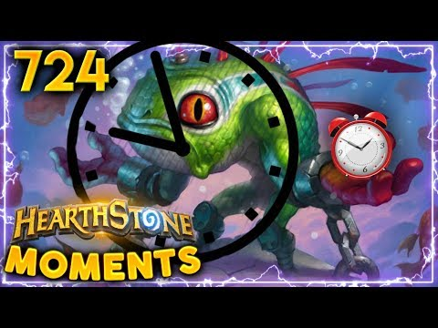 Today We Miss Some Lethals..!! | Hearthstone Daily Moments Ep. 724