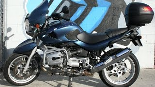 10. 2005 BMW R1150R ... Only 16,500 Miles on this Beautiful Boxer!