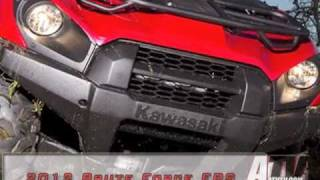 9. ATV Television - 2012 Kawasaki Brute Force 750 EPS Test