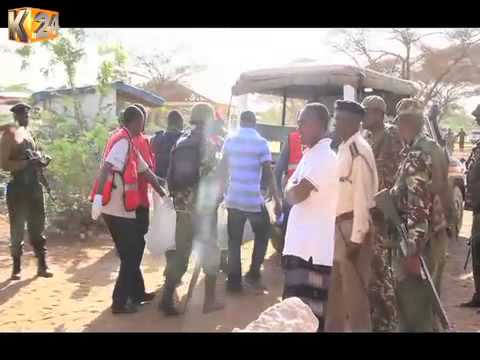 14 people kiled, 11 others injured during 2 am raid in Mandera