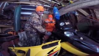7. Part 2 Trying To Start The 2005 Skidoo 550f