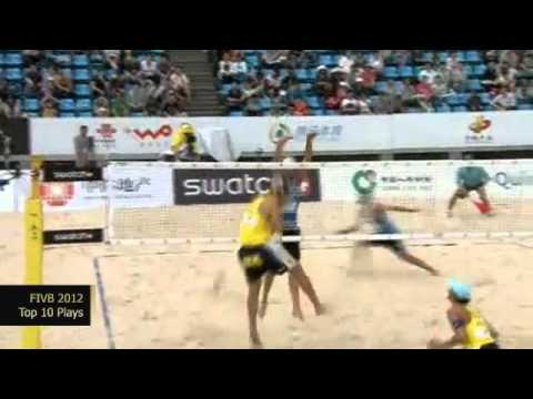 bejing - Top 10 plays of the final four at the 2012 FIVB Bejing Grand Slam. Results: Winner Numerdor/Schuil 2nd Nicolai/Lupo 3rd Alison/Emanuel 4th Gibb/Rosenthal.