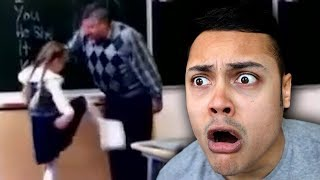 Video TEACHERS THAT GOT OWNED BY STUDENTS (Reacting To School Videos) MP3, 3GP, MP4, WEBM, AVI, FLV Oktober 2018