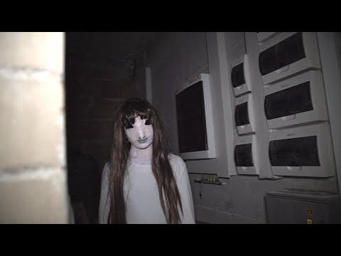 Ghost Child Scare Prank
