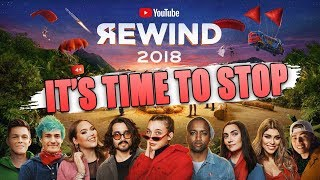 Video It's Time To Stop YouTube Rewind MP3, 3GP, MP4, WEBM, AVI, FLV Desember 2018
