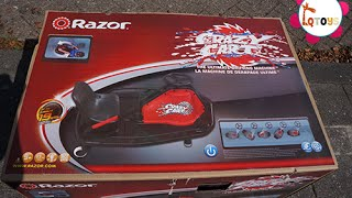 Unboxing Razor Crazy Cart 2014