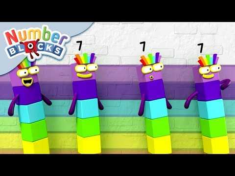Numberblocks - What's the Difference? | NEW EPISODE! | Learn to Count