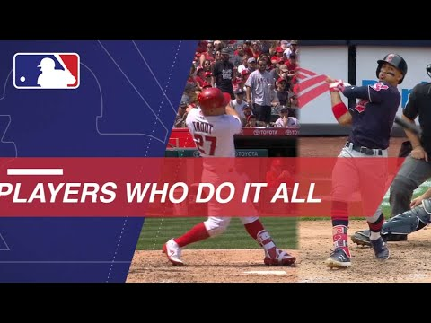 Video: Star players who do it all on the field