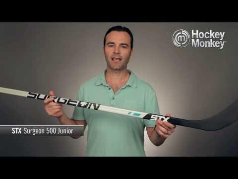 STX Surgeon 500 Junior Hockey Stick