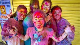 Holi, la festa dei colori a Pushkar