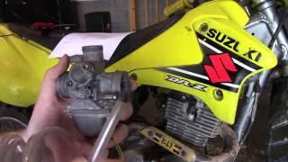 5. More Engine Work - Suzuki Drz 125 Project Bike (Pt. 3)