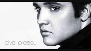 Elvis Presley - One Night w/lyrics