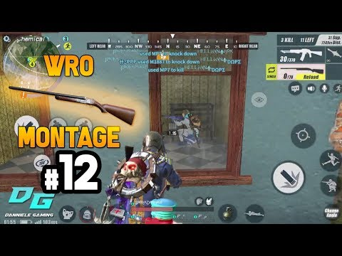 WRO Montage #12 | Rules Of Survival | Mobile Gameplay