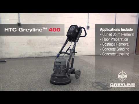 HTC Greyline 400, Slibemaskine