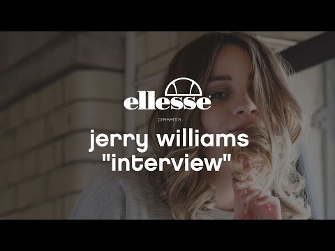 Jerry Williams catches up with ellesse at Metropolis Studios | ellesse Make it Music