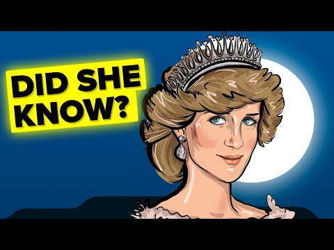 Did Princess Diana Predict Her Own Death?