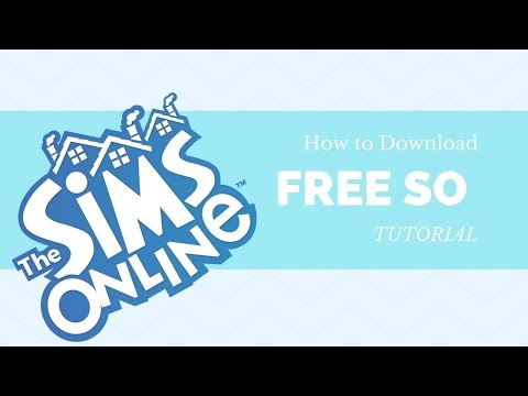 FreeSO Tutorial | How to Install Sims Online ツ Multiplayer