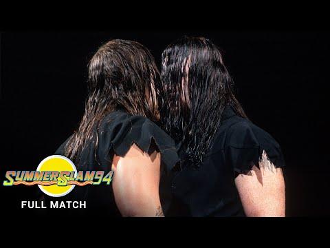 FULL MATCH - Undertaker vs. Undertaker: SummerSlam 1994